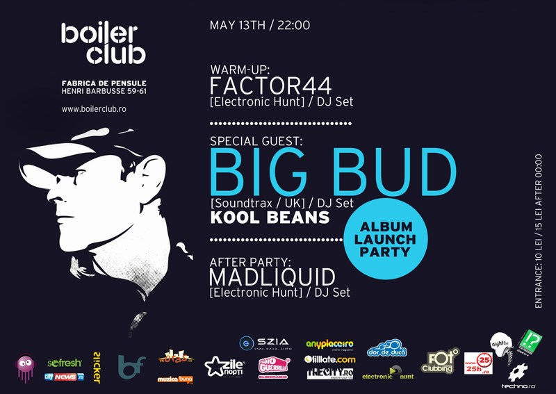 Afiş Big Bud - BoilerClub