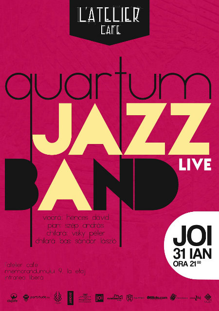 Afis Quartum Jazz Band