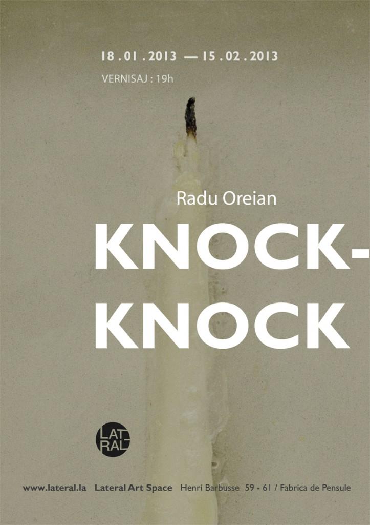 Knock Knock! Radu Oreian