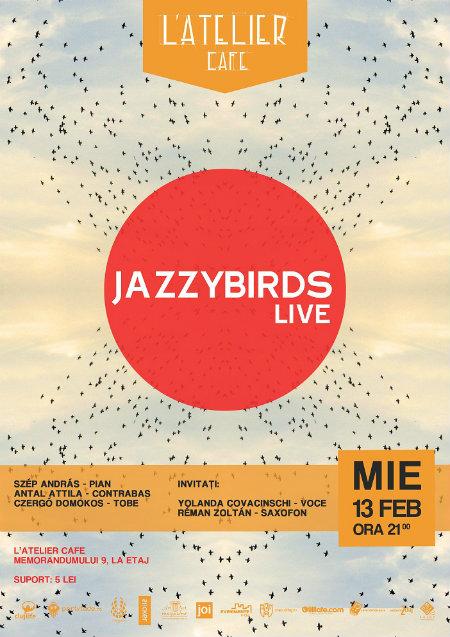 Afis Jazzybirds 2