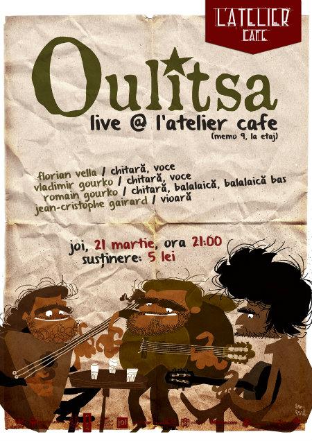 Afis concert Oulitsa web