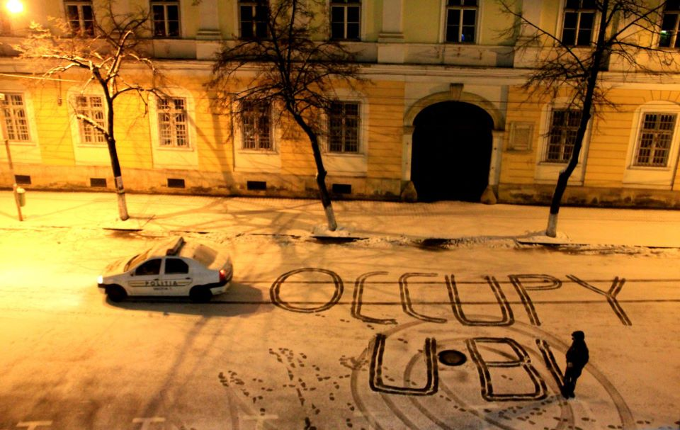 occupy ubb