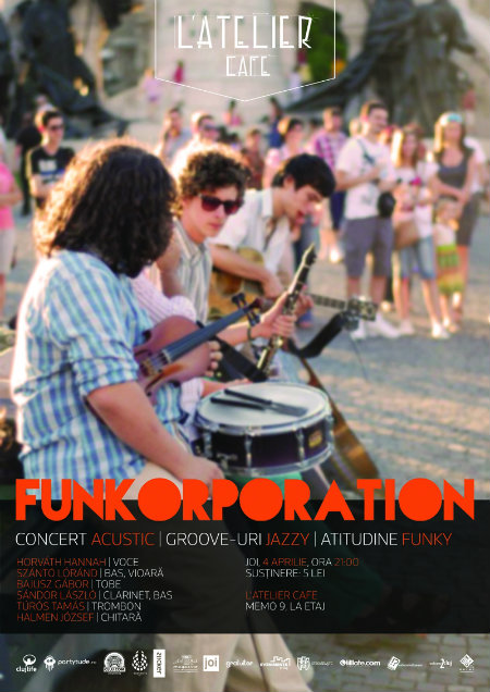 Funkorporation - web