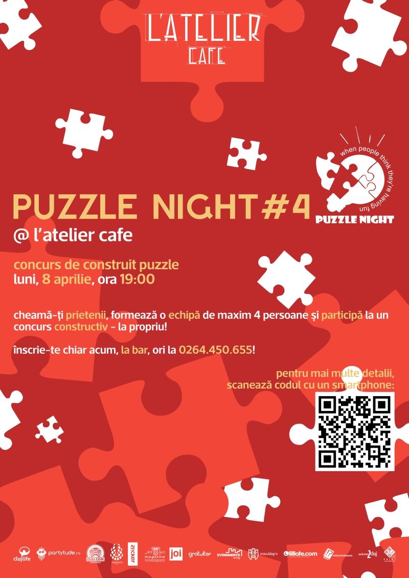 Puzzle Night #4