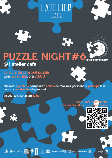 Puzzle Night 6 - web