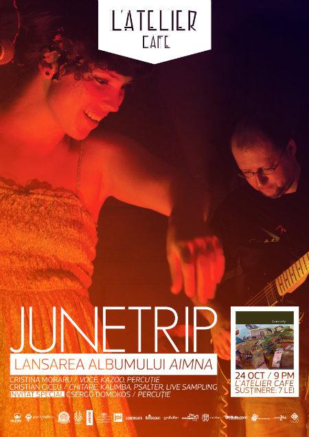 Junetrip - web