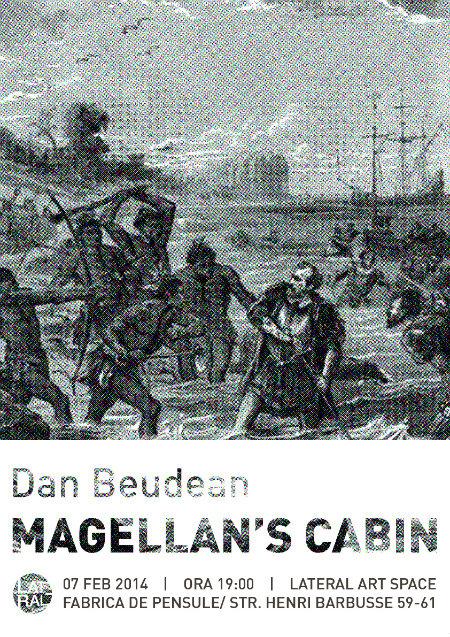 Lateral ArtSpace MAGELLAN'S CABIN - Dan Beudean Poster