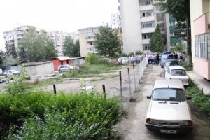 foto citynews protest calea florești