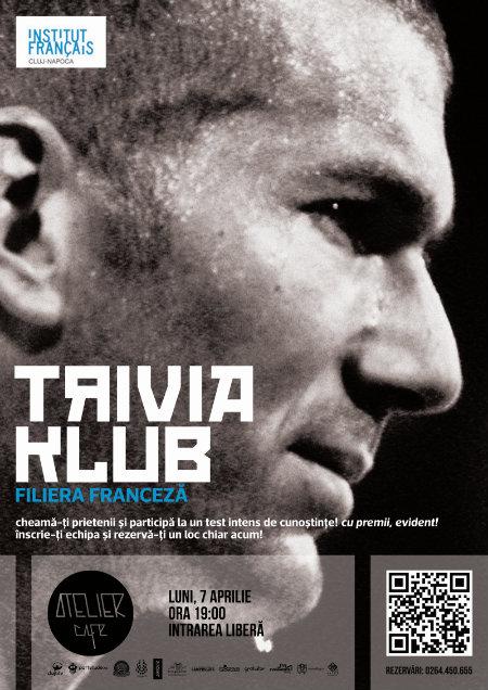 TRIVIA KLUB - Filiera franceza - web