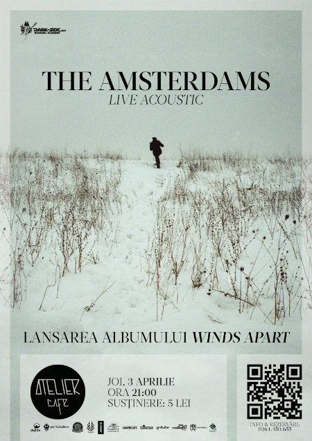The Amsterdams - web