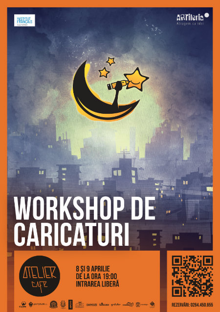 Workshop de caricaturi - web