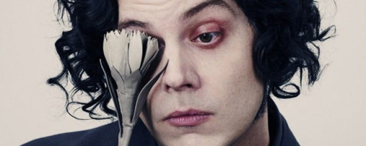 Friday, I'm in Love: Jack White