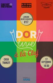 DoR Live à la Cluj