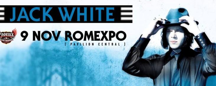 Concert Jack White @ Romexpo