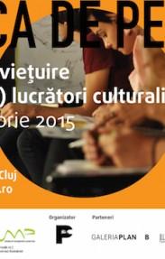 Curs de supraviețuire pentru (tineri) lucrători culturali @ Fabrica de Pensule