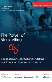 The Power of Storytelling – Cluj Edition 2015