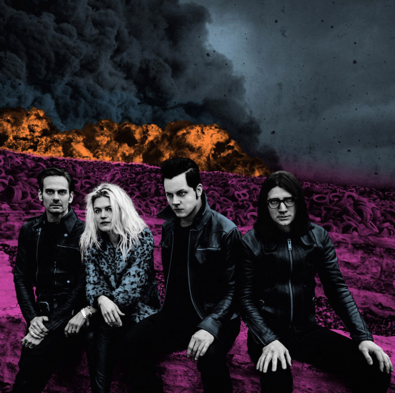 Dodge and Burn - Dead Weather