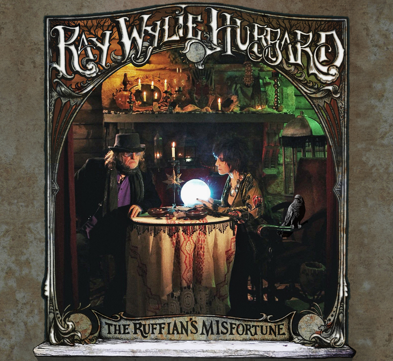 The Ruffians Misfortune - Ray Wylie Hubbard