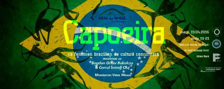 Capoeira ca fenomen brazilian de cultură comunitară – o prezentare