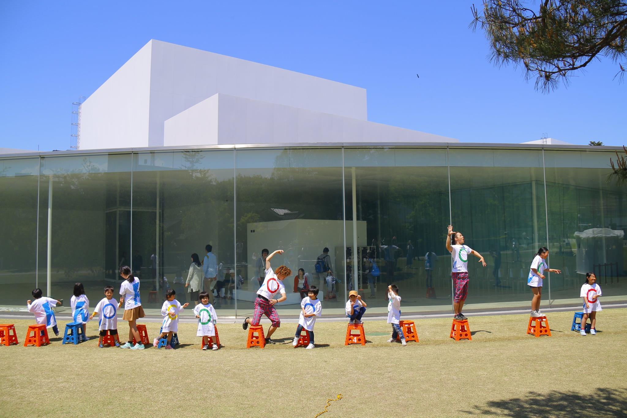 Compania Nmatu-Posu / Miyazaki C-Dance Center @ 21st Century Museum of Contemporary Art, Kanazawa, Japan