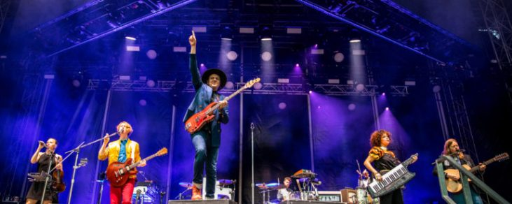 Review: Arcade Fire la Romexpo