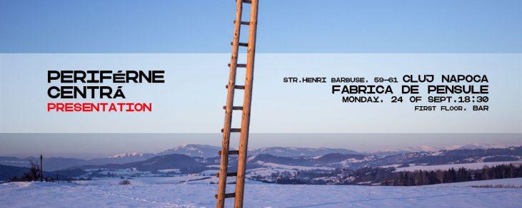 Presentation: Periférne Centrá @ FdP