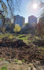 """Distrugerea grădinilor din zona """"La Terenuri"""""""